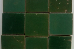 Hand Cut Bermuda Green