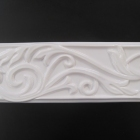 Cache Garland Accent Strip 4x12 Ice White