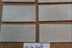Sunset Gray Matte 3x6