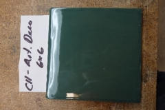 ART DECO C11 GALLERY GREEN