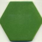 4 1 4 x 4 1 4 Hexagon C10-28-1 13 D 181 5 GREEN