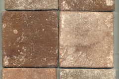 4x4 Field Tile Moroccan Sand classic blend