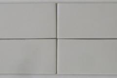 2x6 ft pearl white matte