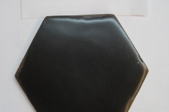 4 Hexagon Black Matte-1