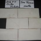 HC Sea Foam Matte Orillas Frotadas 3x6