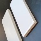 HC White matte 3x6 and Cache Bisque matte 3x6 (1)