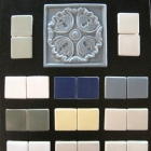 Renaissance Matte sample board