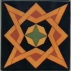 6x6 Libro Estrella Verde