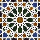 Morrocan Art Deco 6x12
