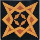 6x6 Libro Estrella Negro-2