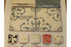 DECO ORLEANS RED CLAY labeled
