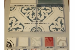DECO ORLEANS WHITE CLAY labeled