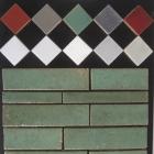 SB III-13-9 Glazed thin Brick