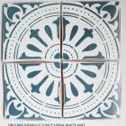 ORLEANS BIENVLLE 6X6 WHITE MAT