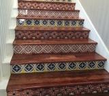 Talavera Tile Risers Susan Epic Flooring