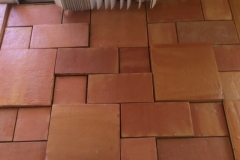 Antique Saltillo Red selected mix of sizes