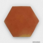 """Saltillo Hexagonal 6"""" Clear Seal  400 SF in stock quick ship from New Orleans"""