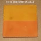 AMBAR DECO 2 COMBINATION E-F AND A-B